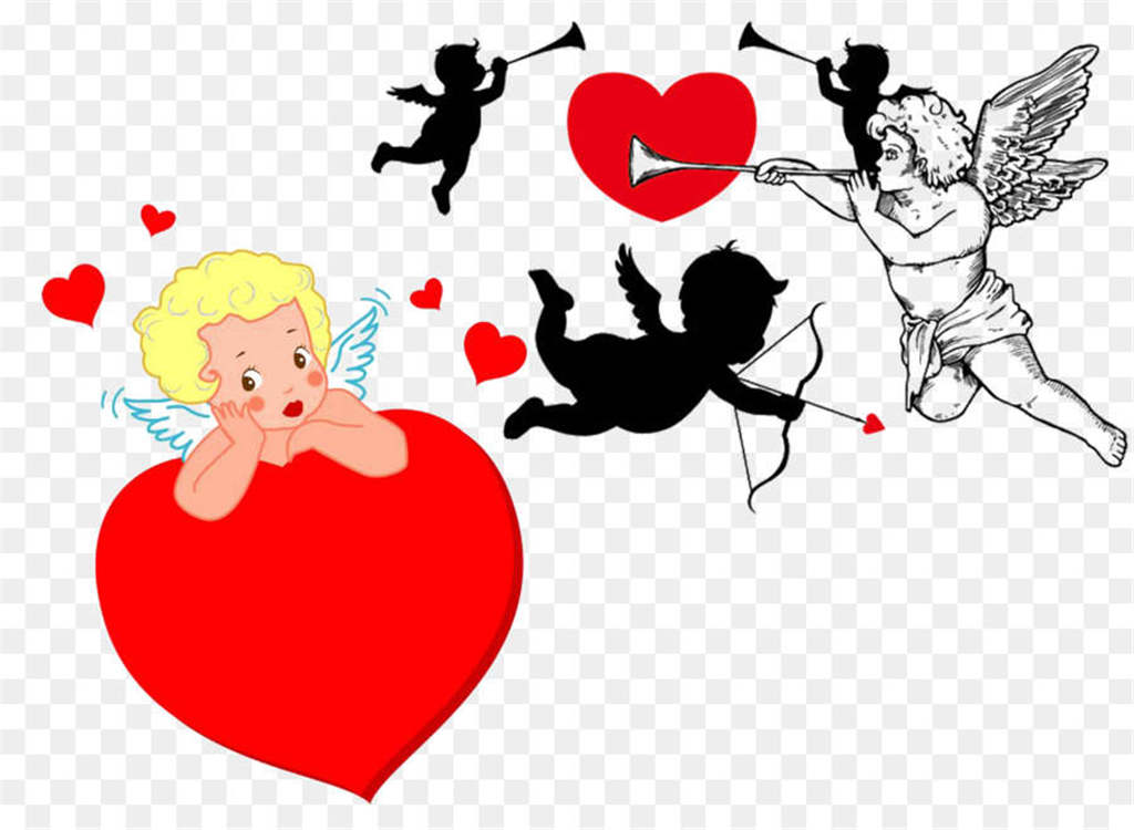 Easy Cupid Clipart Sheets And Psyche.