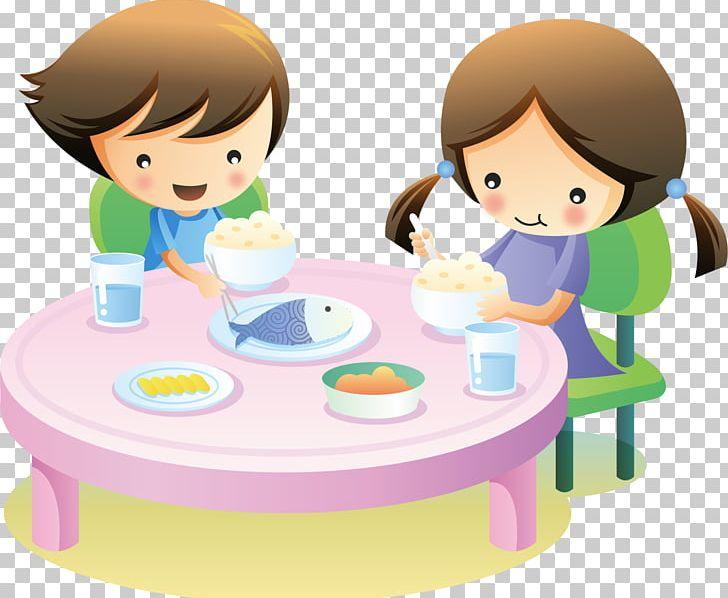 Cartoon Children Eat PNG, Clipart, Baby Food, Balloon Cartoon, Boy.
