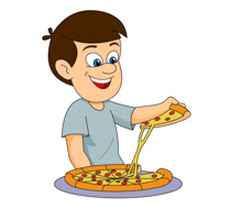 Free Eating Pizza Cliparts, Download Free Clip Art, Free.