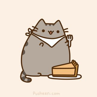 17 Best images about Pusheen the cat on Pinterest.
