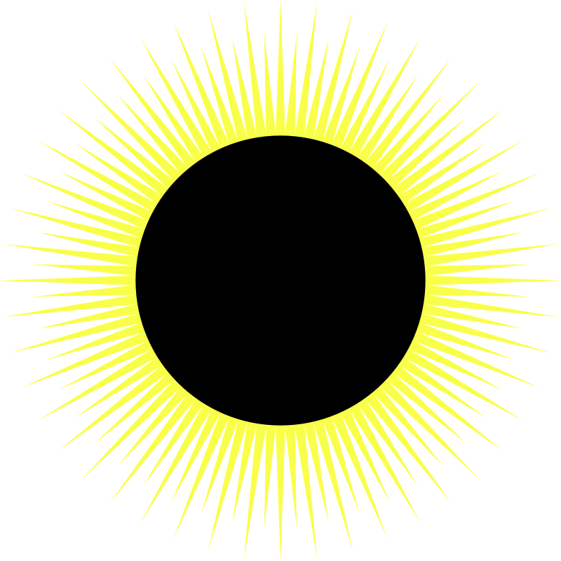 Solar Eclipse Clipart at GetDrawings.com.