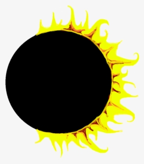 Free Solar Eclipse Clip Art with No Background.