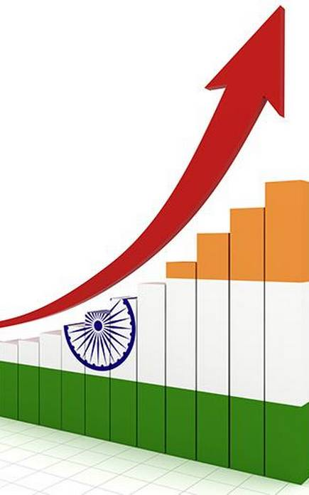 OECD Development Centre pegs India\'s GDP growth at 7.4% this.