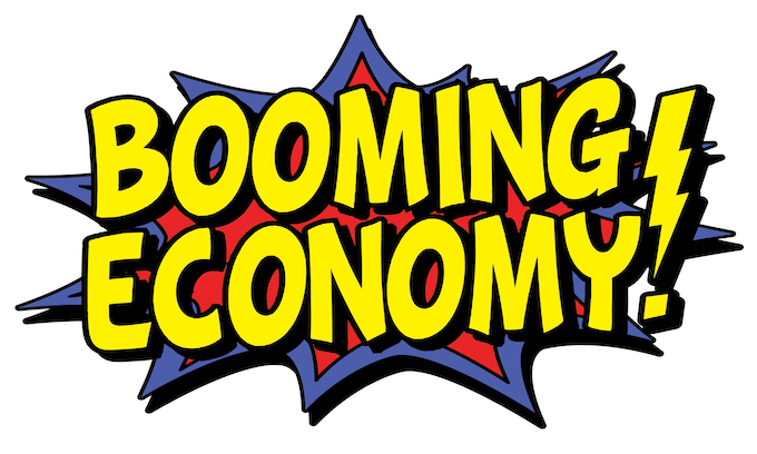 Economics clipart economic boom, Economics economic boom.