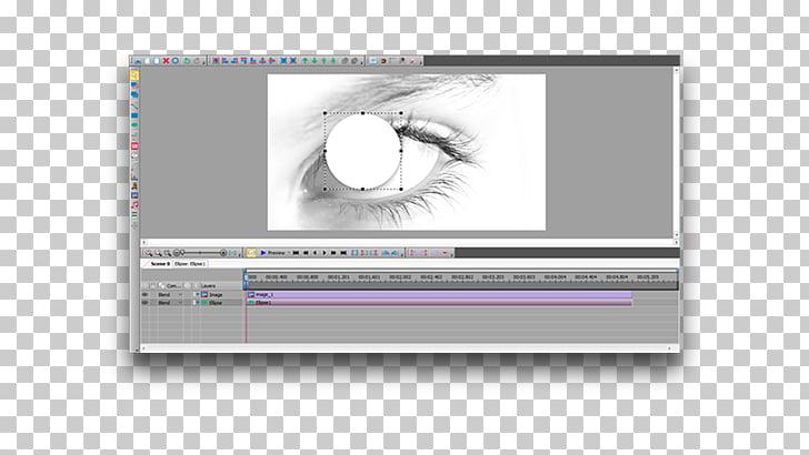 VSDC Free Video Editor Video editing Screenshot, gradient.