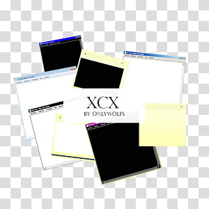 XCX Blog , video editing icon transparent background PNG.