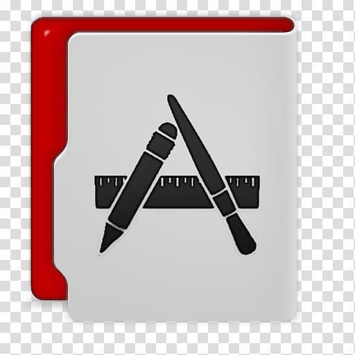 Red Icon for Mac, aquave.