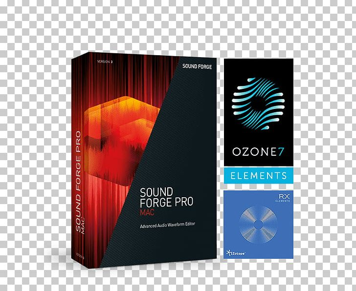 Mac Book Pro Sound Forge MacOS Audio Editing Software PNG.