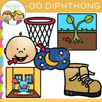 Diphthong Clip Art.