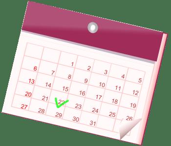 Afghan Calendar.