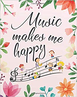Music makes me happy: Music Teacher\'s Academic Lesson.
