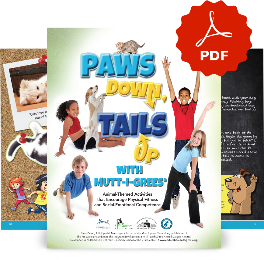 Muttigrees Curriculum Product Paws Up Tails Down Pdf.