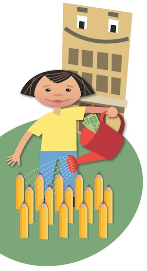 School Funding: Learn the facts and how to use them.