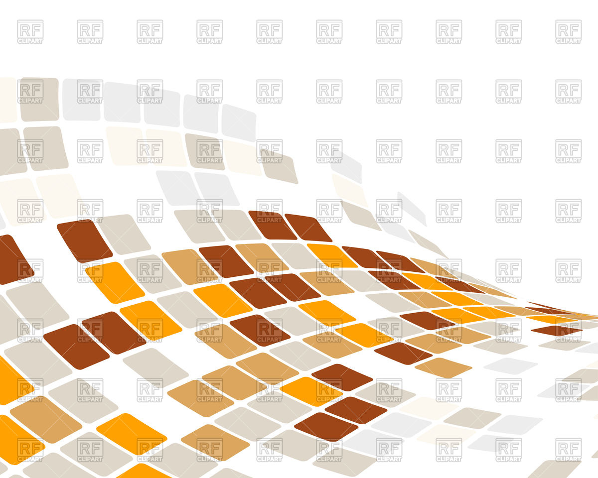 Abstract background with 3d effect Stock Vector Image.