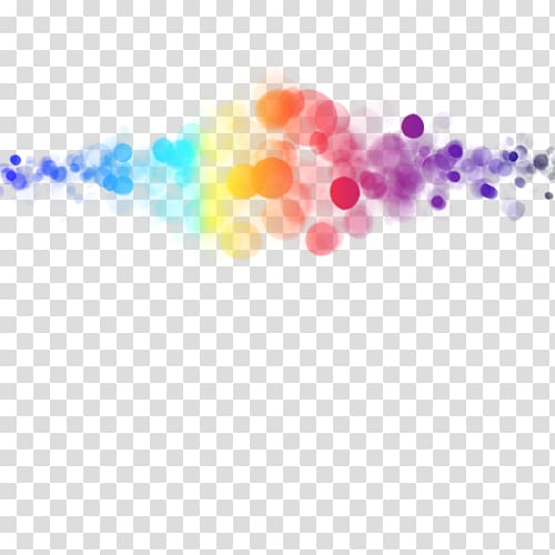 Light editing, Light effects transparent background PNG.