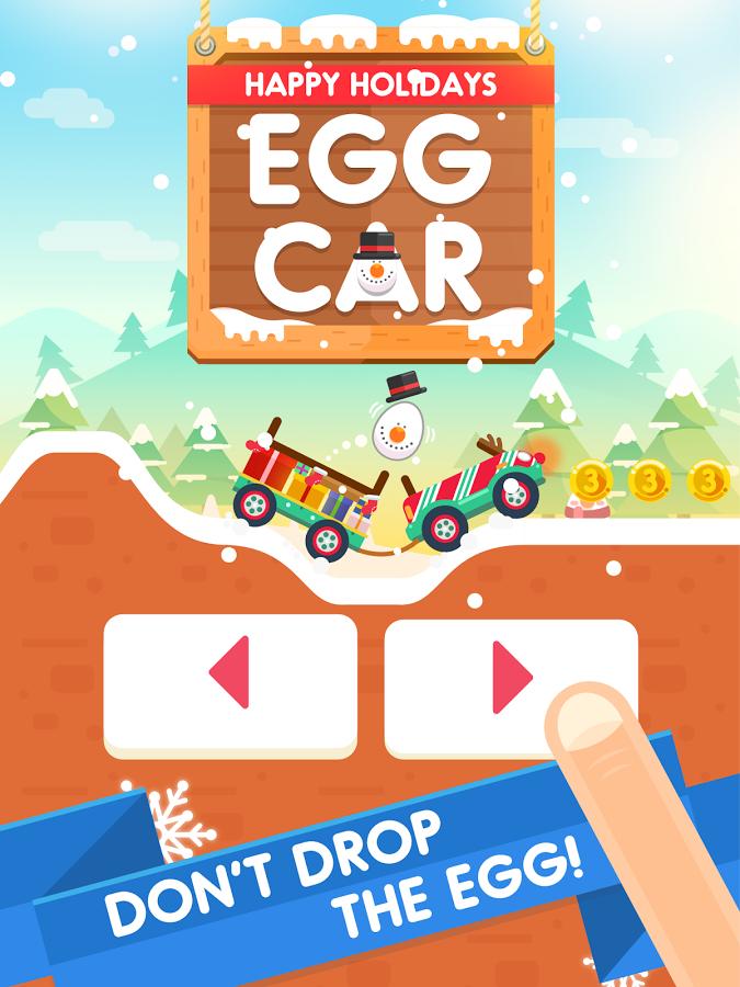 Egg Car.