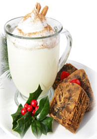 Eggnog Recipes.