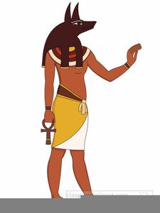 Egyptian God Clipart.