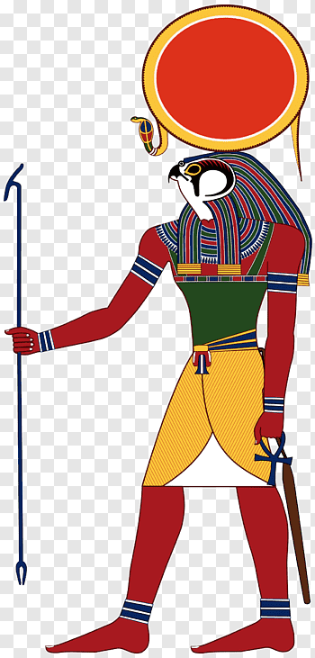 Ancient Egyptian Deities cutout PNG & clipart images.