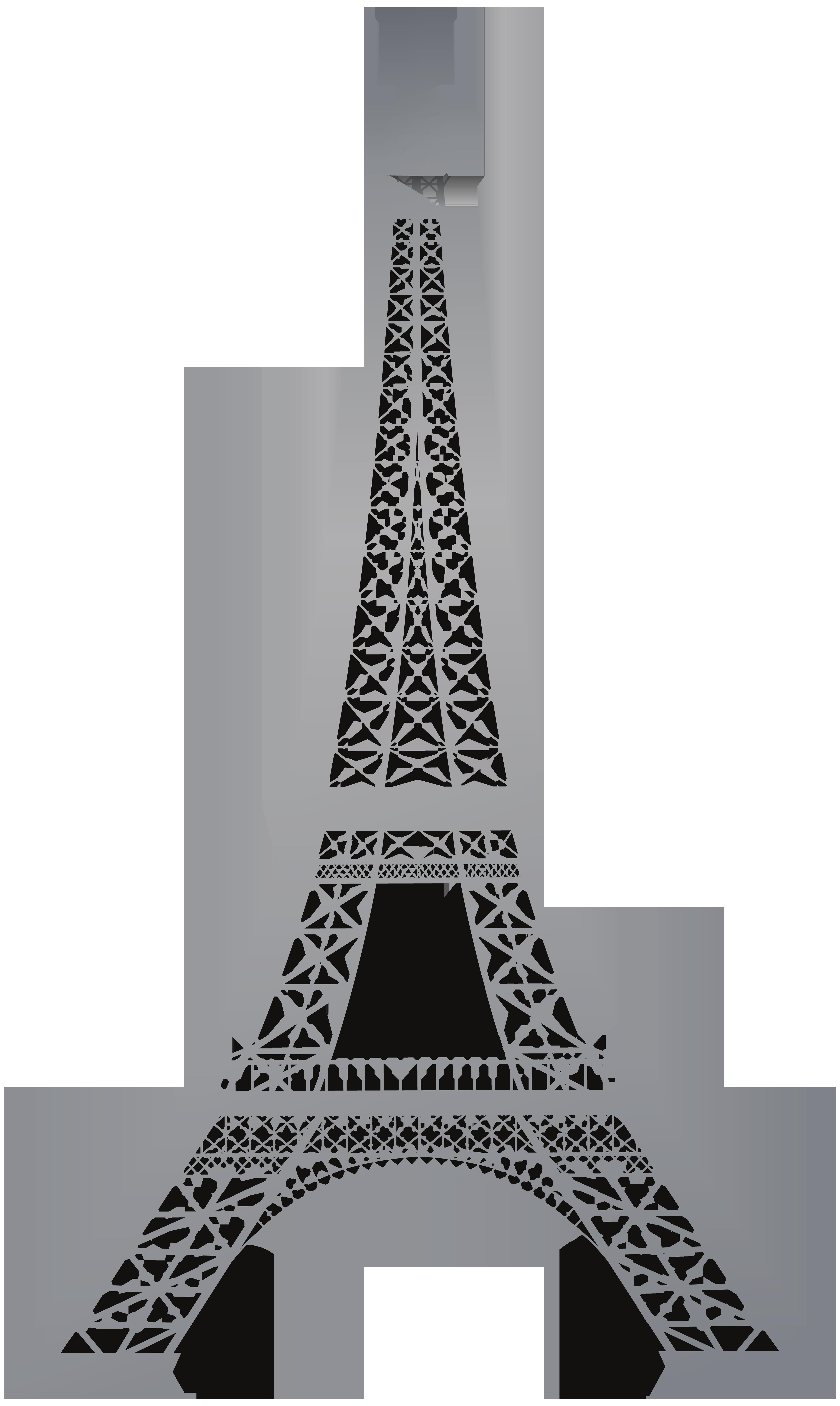 Eiffel Tower PNG Clip Art.
