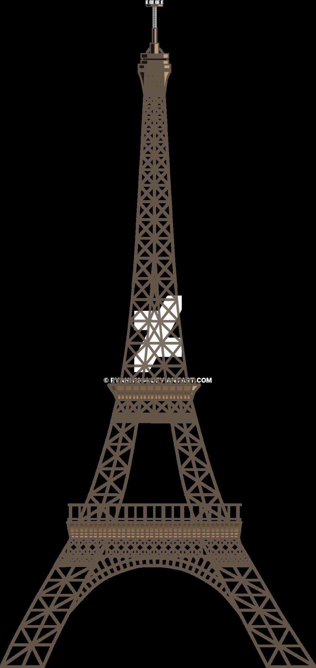 Eiffel Tower PNG Transparent Images.