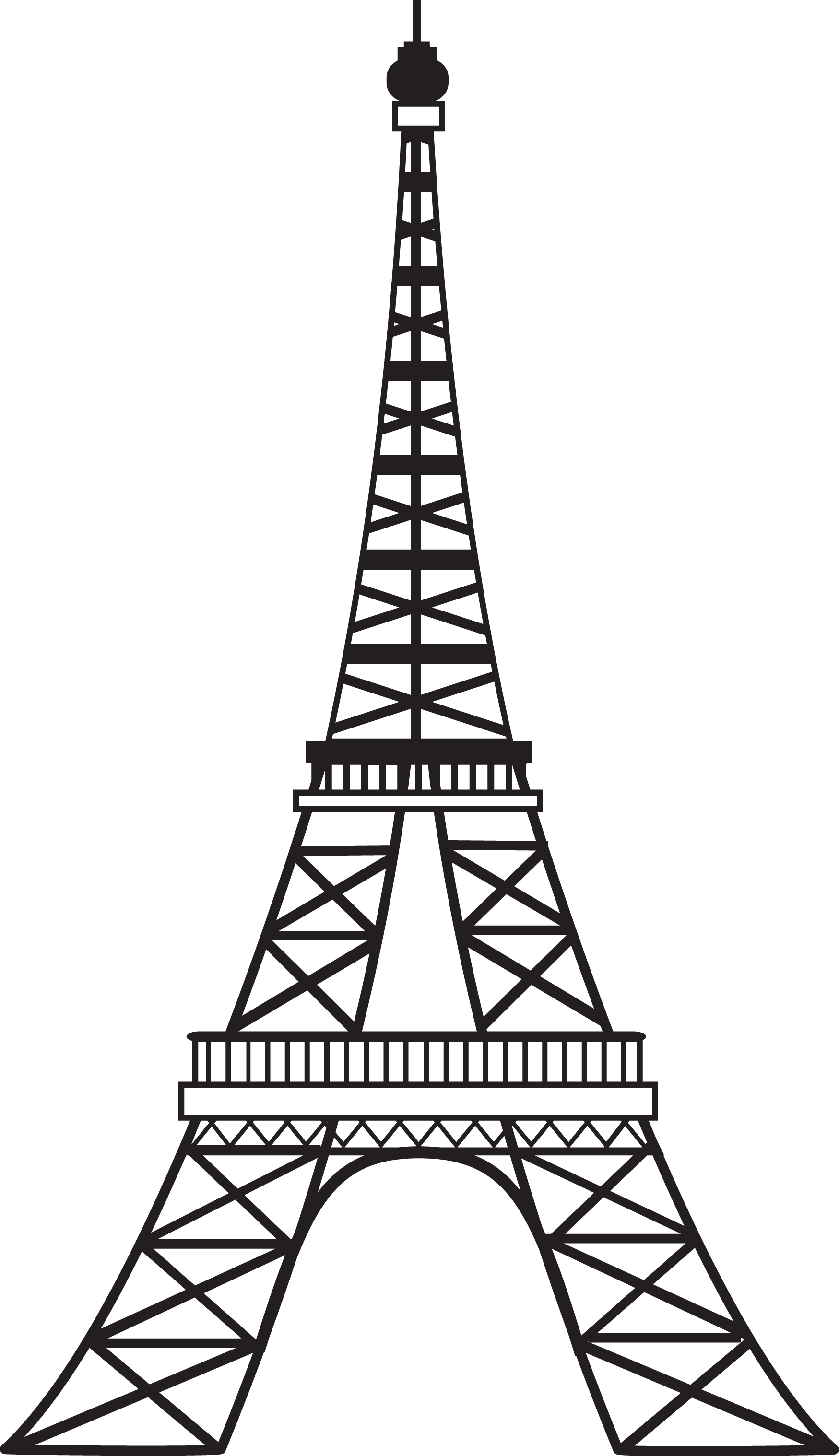 Free Eiffel Tower Clip Art, Download Free Clip Art, Free.