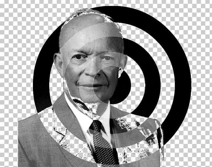 Dwight D. Eisenhower Portrait Photography Human Behavior PNG.