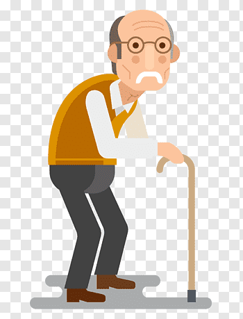 Old People cutout PNG & clipart images.