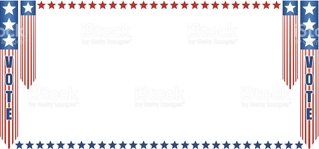 Vote Banners Frame C Stock Vector Art & Mo #191068.