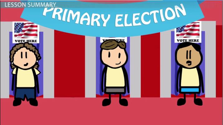 Direct vs. Indirect Elections.