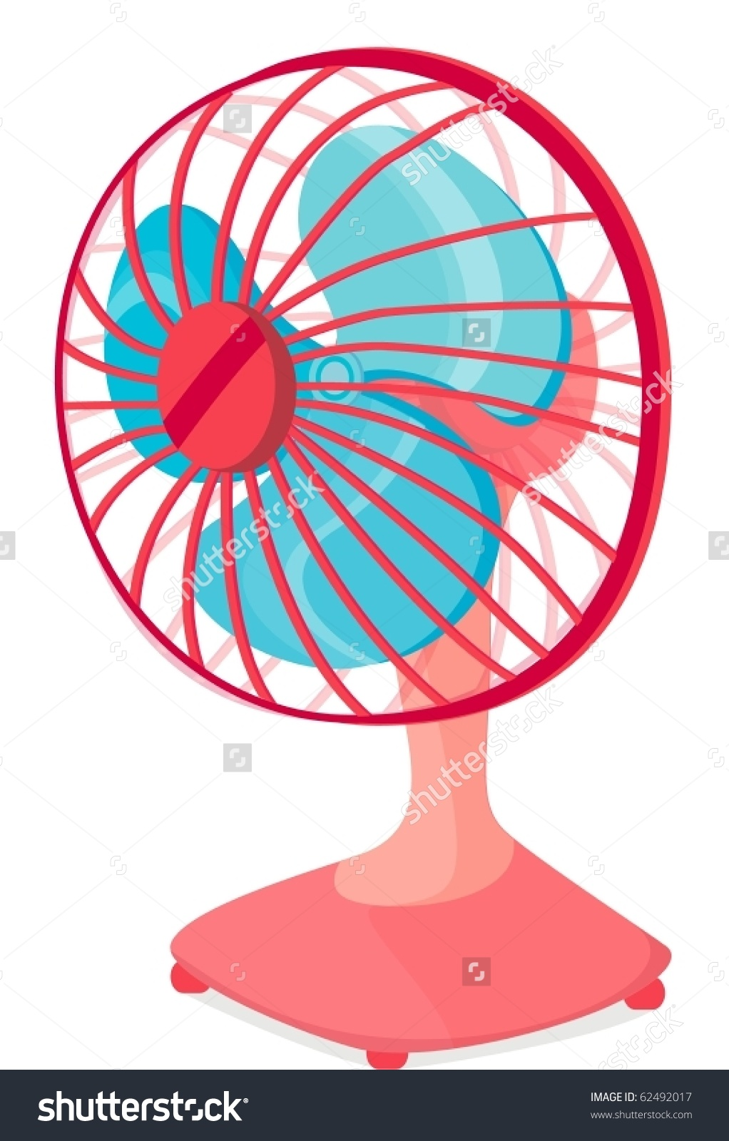 Cooling Fan Clip Art : Clipart electric fan clipground