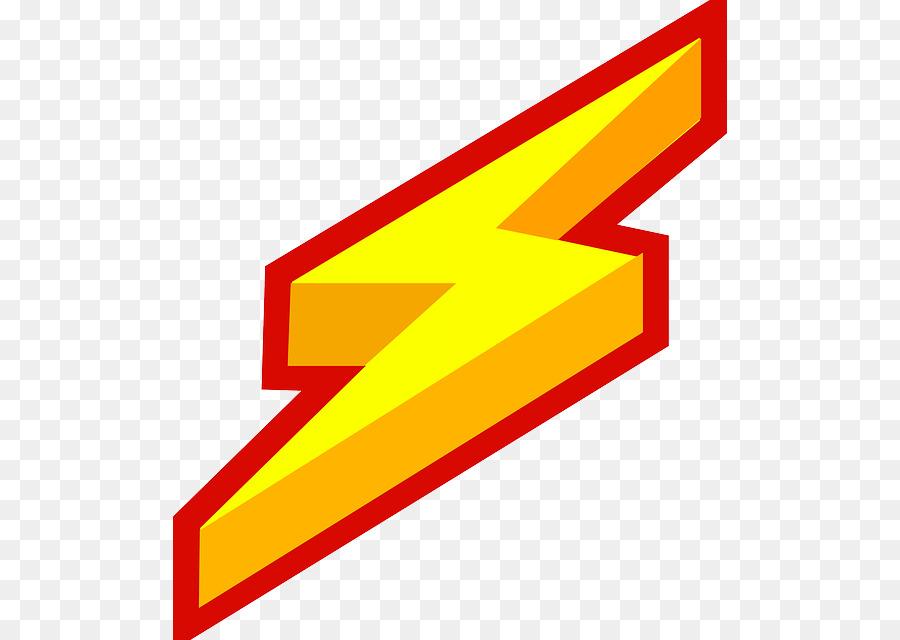Lightning Cartoon clipart.