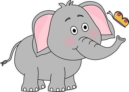Elefante clipart 2 » Clipart Station.