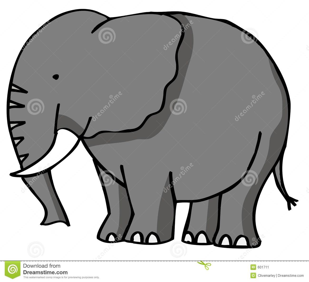 Clipart elefante 3 » Clipart Portal.