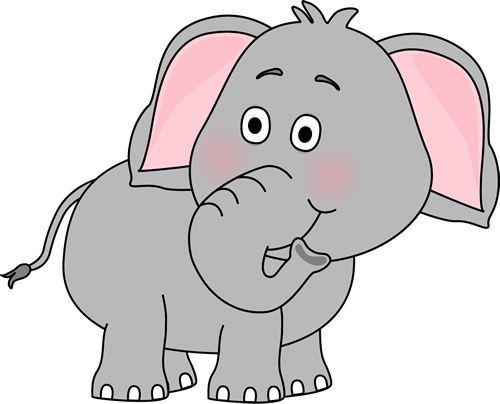 Clipart elefante 1 » Clipart Portal.