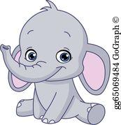 Elephant Clip Art.