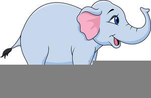 Elephant Trunk Clipart.
