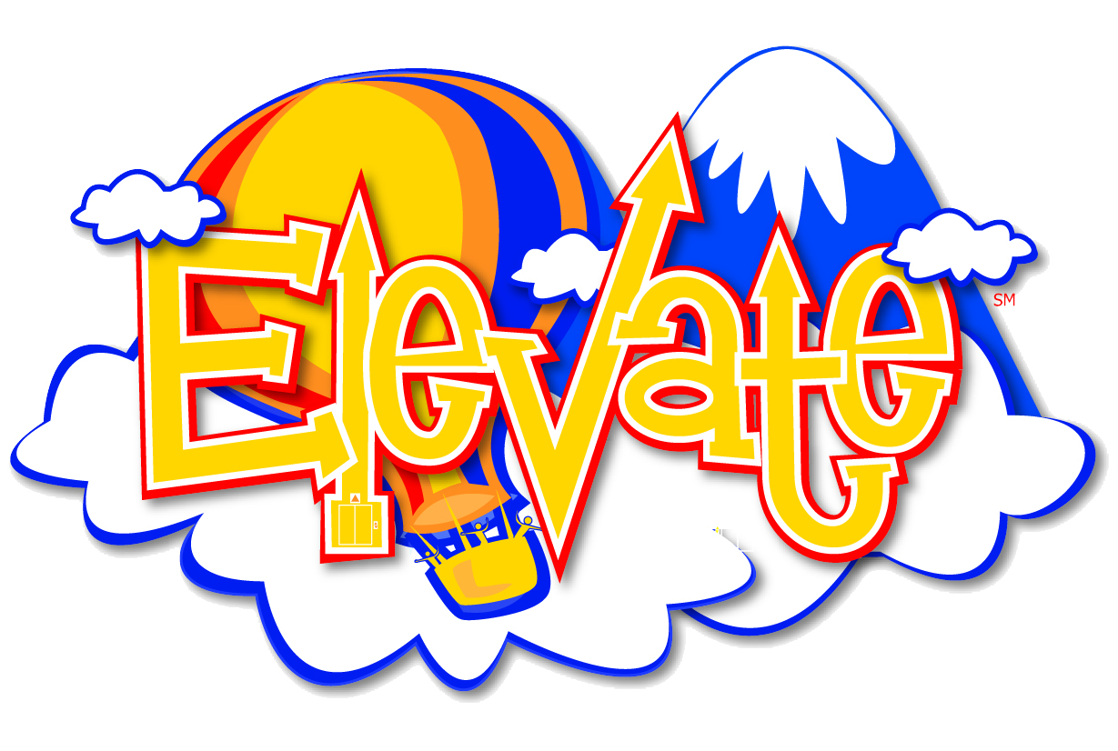 Elevate logo clipart Transparent pictures on F.