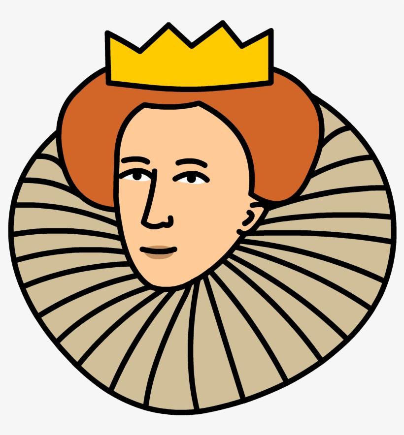 Queen Clipart Head.