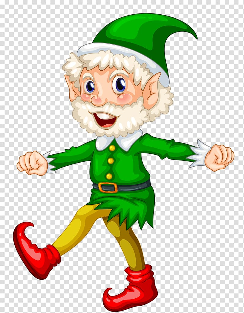 Christmas elf , Christmas Elves transparent background PNG.