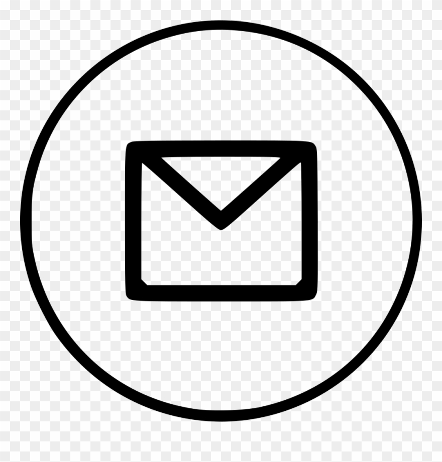 Email, Envelope, Letter, Mail, Message, Sign Icon.