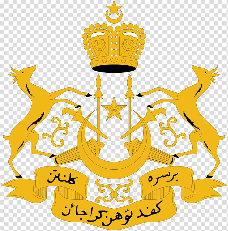 Kelantan Sultanate Coat of arms of Malaysia National coat of.