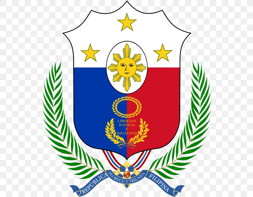 Coat Of Arms Of The Philippines Embassy Of The Philippines.