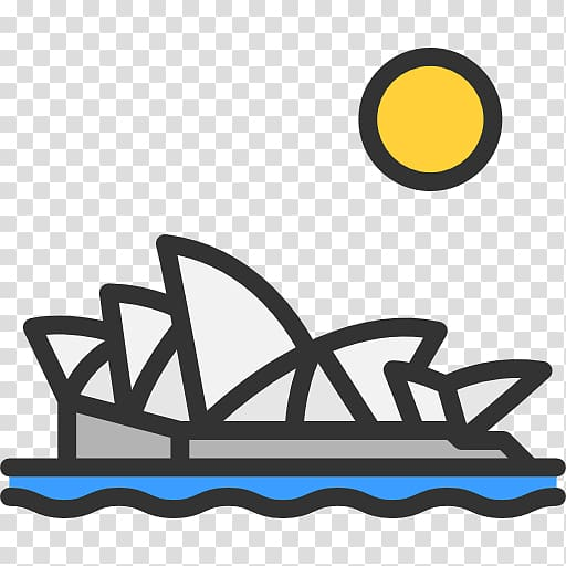 Monuments Of Australia transparent background PNG cliparts.
