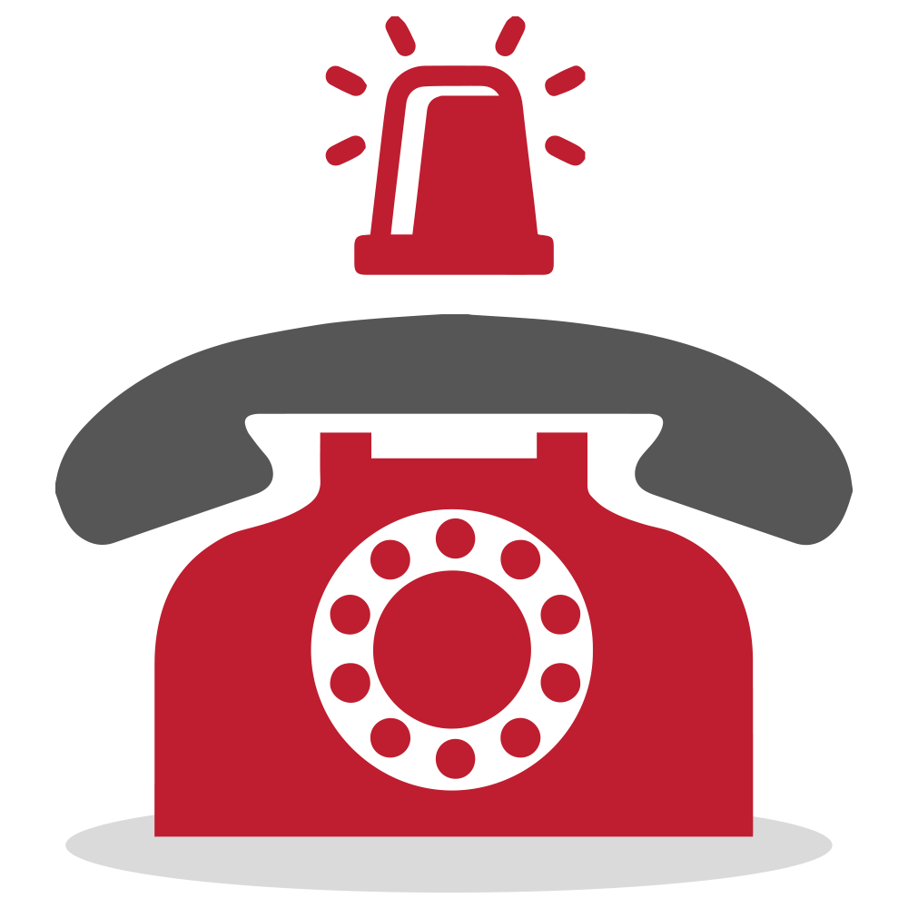 Phone clipart emergency phone, Phone emergency phone.