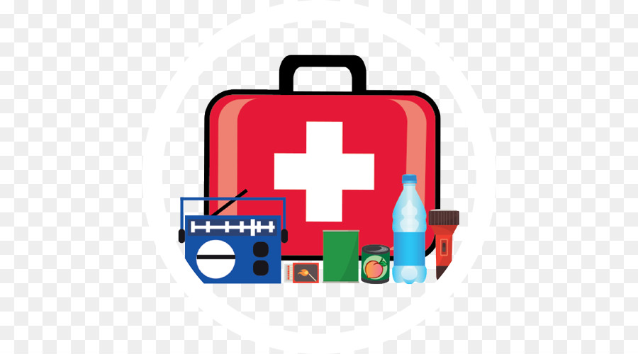 emergency kit clipart Survival kit First Aid Supplies Clip.