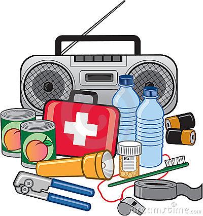 Disaster preparedness clipart 3 » Clipart Station.
