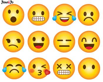 Emoji Clipart,Emoji Clip art,Emoticons Clipart,Emoji Face images,feeling  Face.