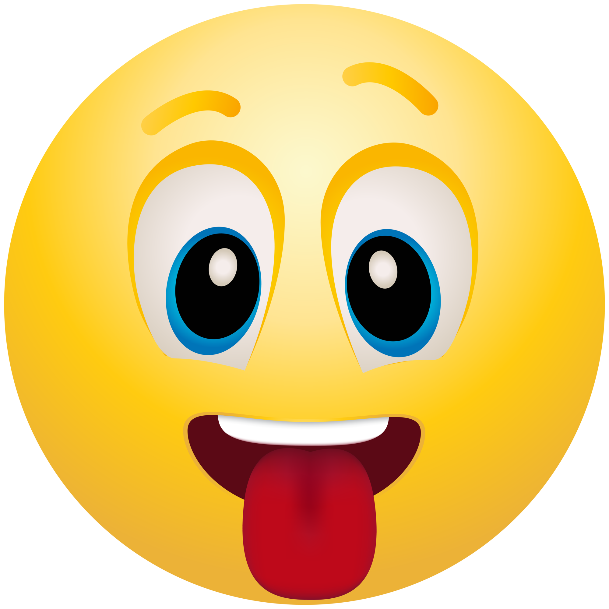 Tongue Out Emoticon Emoji Clipart Info.