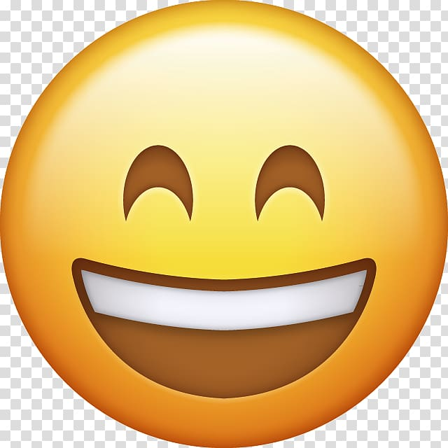 Emoji Smiley Happiness iPhone Emoticon, emoji, smile emoji.